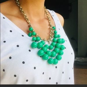 Stella & Dot Jolie Beaded Statement Necklace